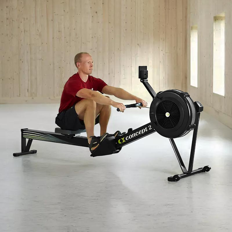 Concept 2 Model D + PM5 Rower