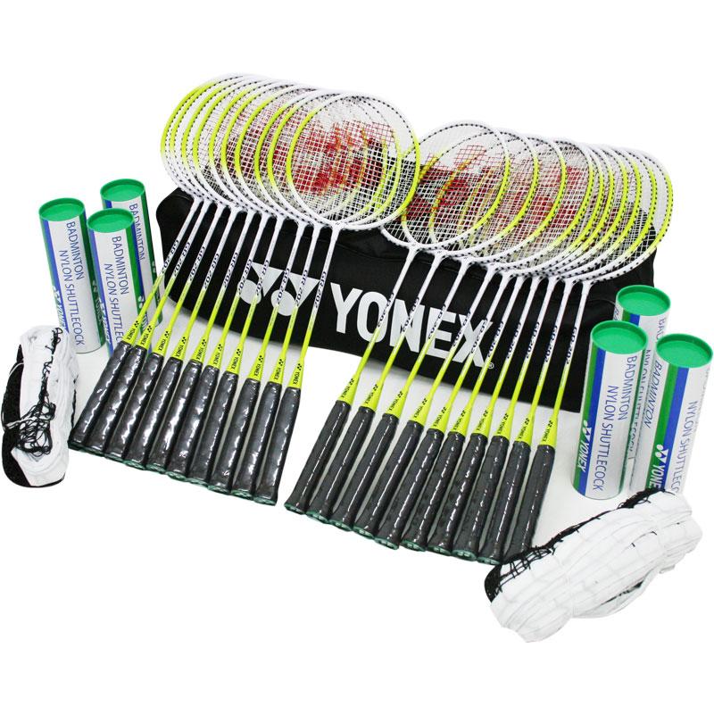 Yonex 20 Racket GR202ST Badminton Set