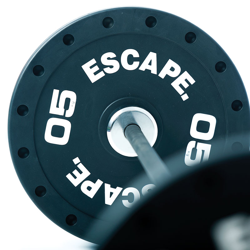 Escape Elite Olympic Bumper Disc