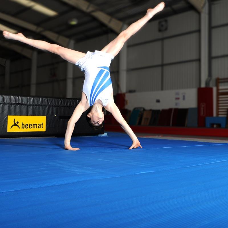 Beemat Annapurna Gymnastic Mat 2m x 1m