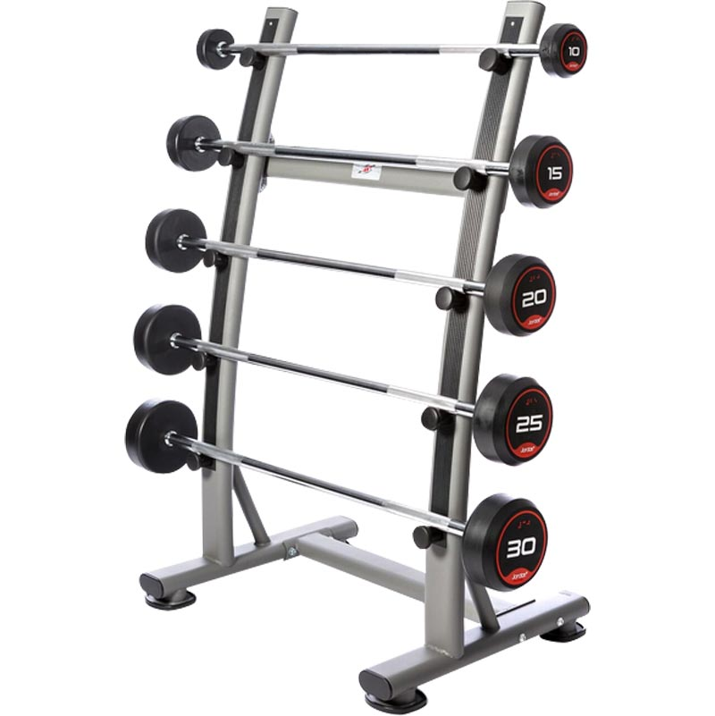 Jordan 5 Bar Barbell Rack