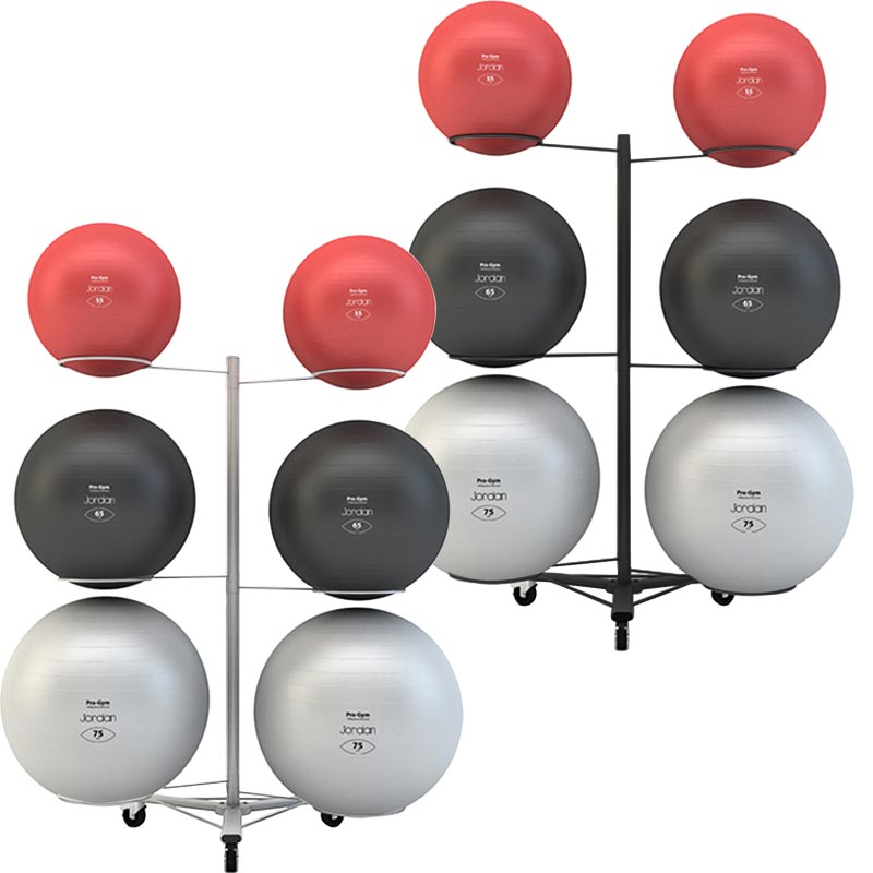 Jordan Gym Ball Rack 6 Ball