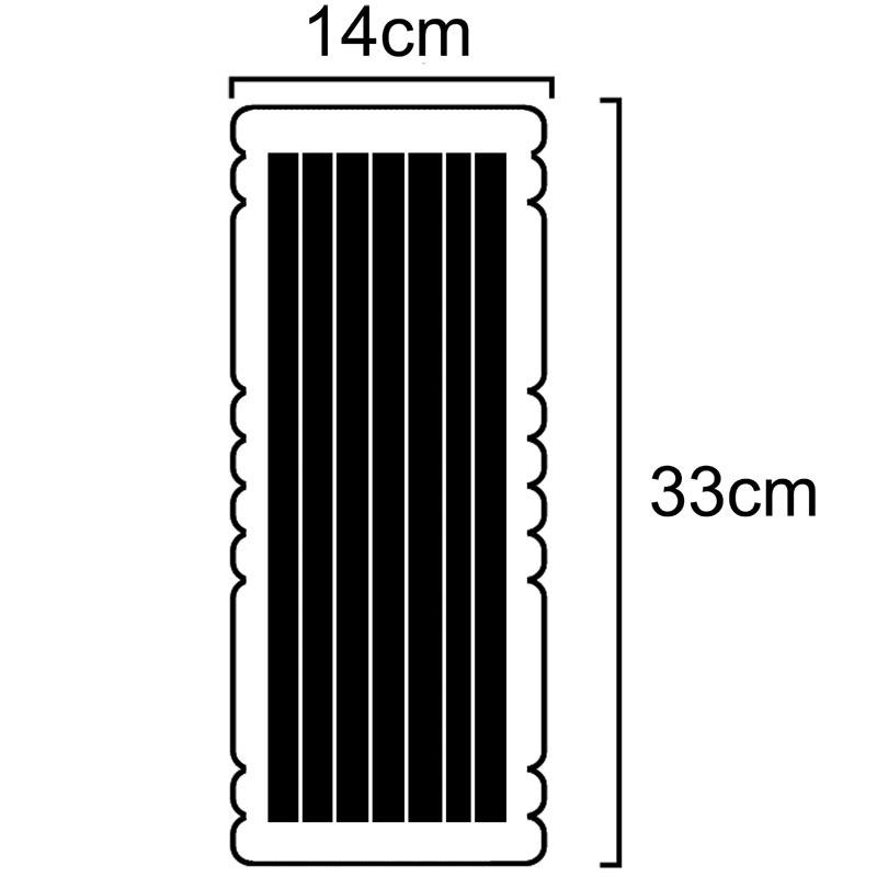 Apollo Pivot Foam Roller 33cm