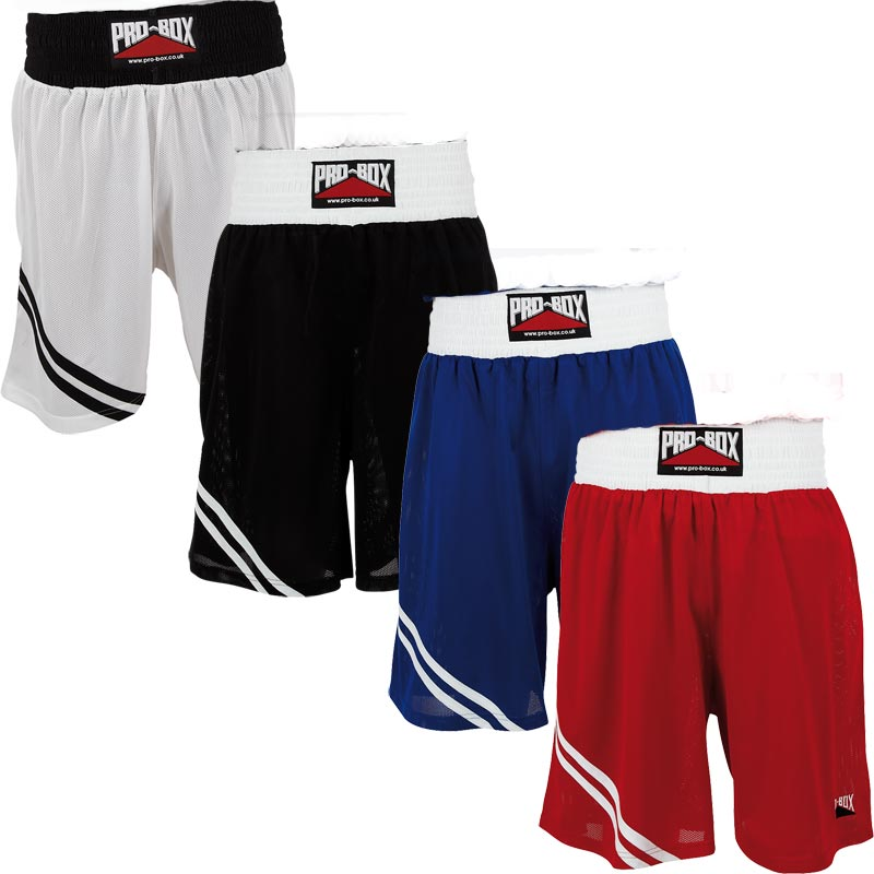 Pro Box Club Essentials Boxing Shorts