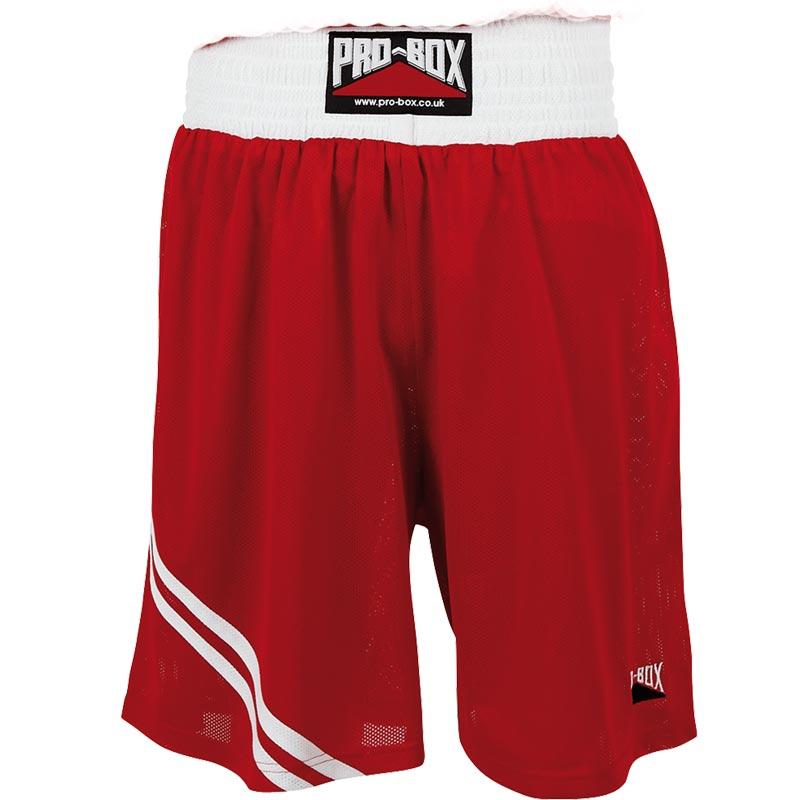 Pro Box Club Essentials Boxing Shorts