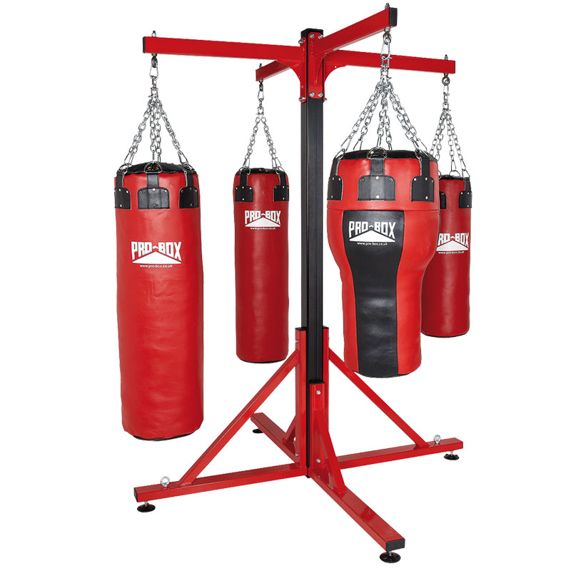 Pro Box Colossus Four Station Bag Frame