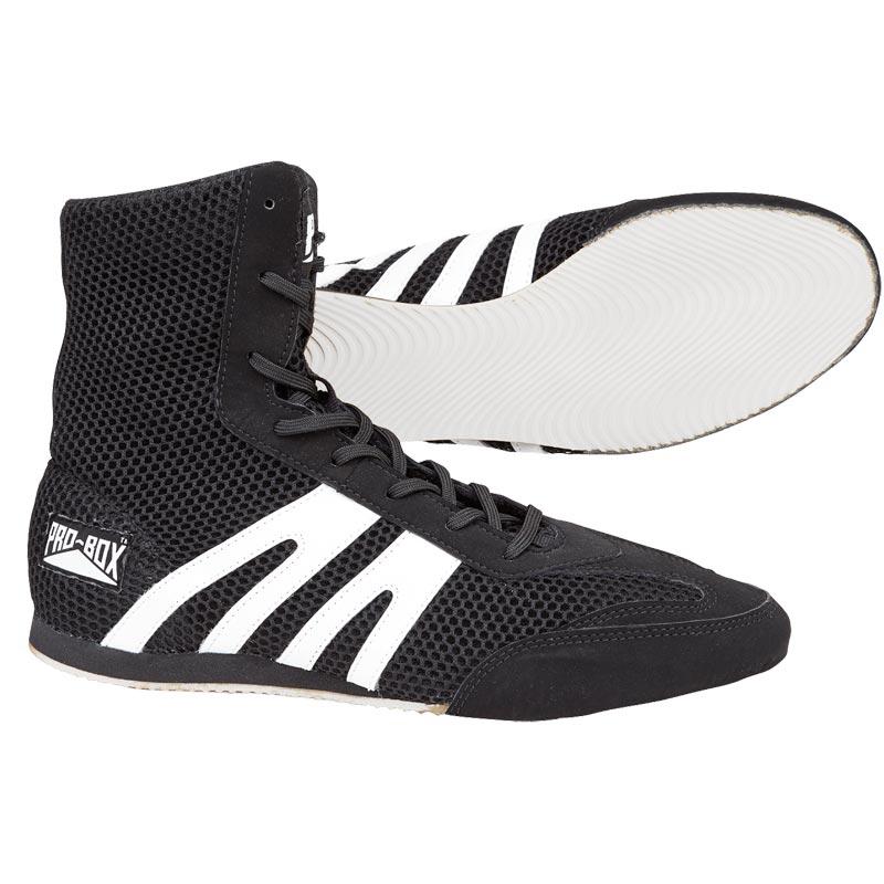 Pro Box Boxing Boots