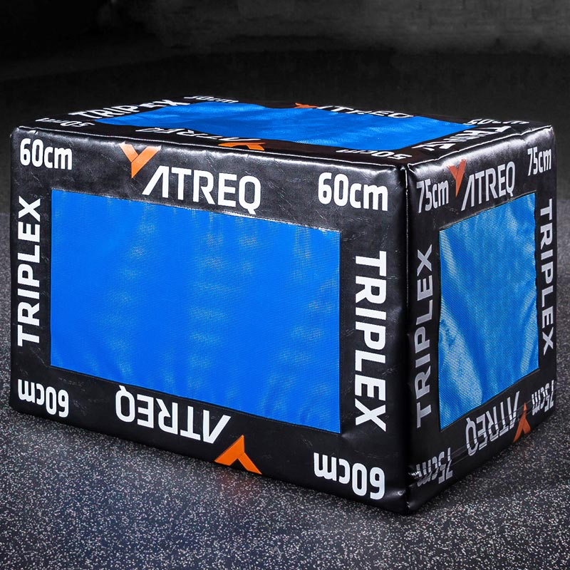 ATREQ Triplex Elite 3 in 1 Soft Plyo Box