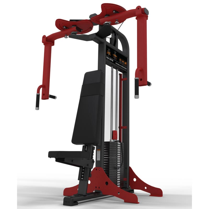 Exigo Selectorized Pectoral Fly Rear Deltoid
