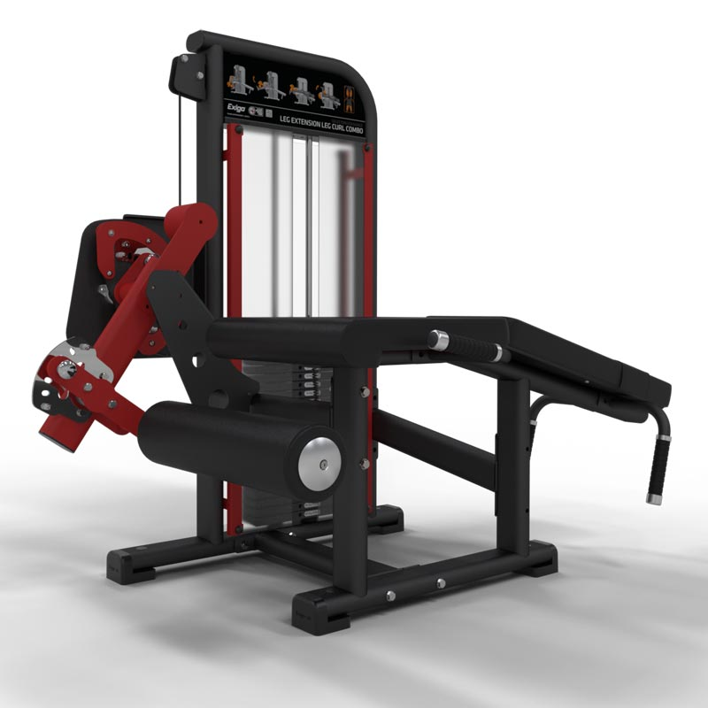 Exigo Selectorized Leg Extension Leg Curl Combination