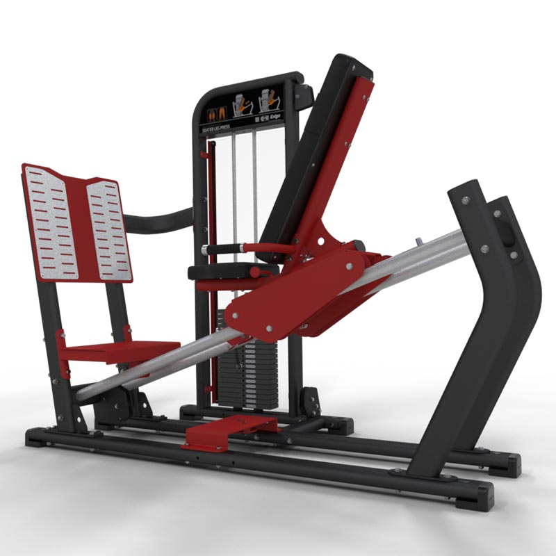 Exigo Selectorized Seated Leg Press