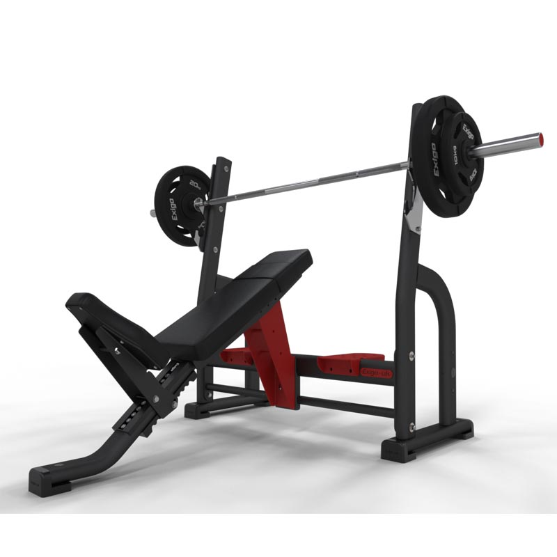 Exigo Olympic Incline Bench