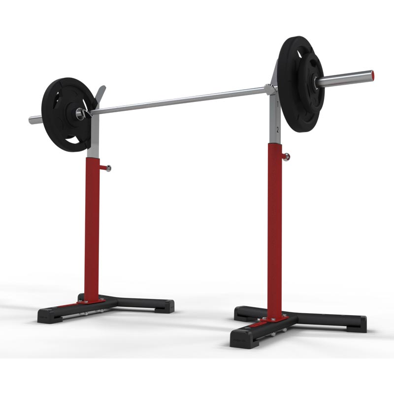 Exigo Olympic Independent Squat Stands