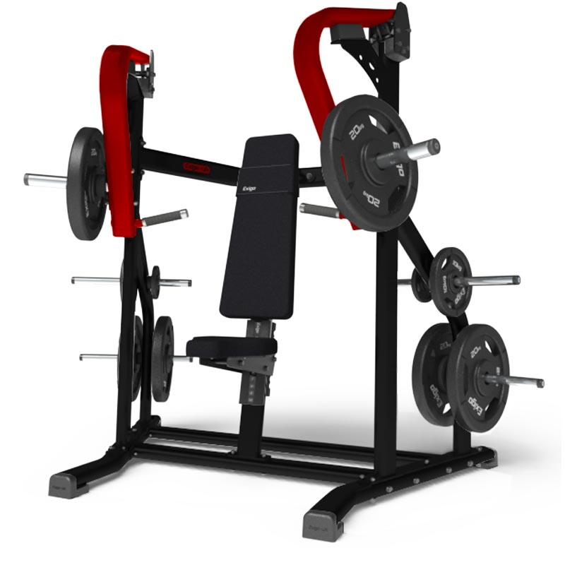 Exigo Plate Loaded ISO Lateral Chest Press