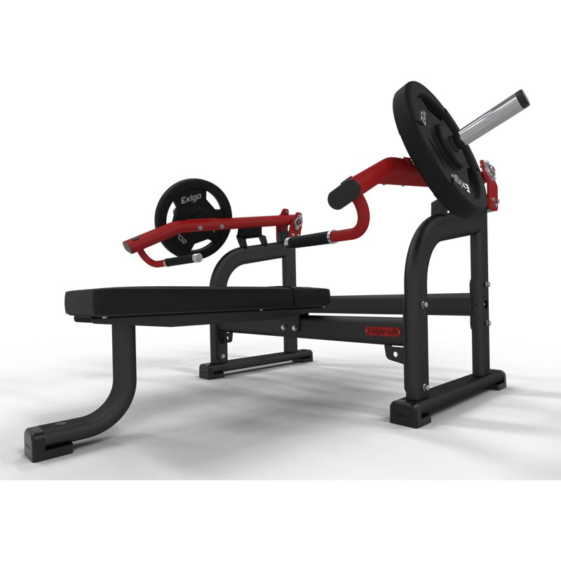 Exigo Plate Loaded ISO Lateral Flat Chest Press