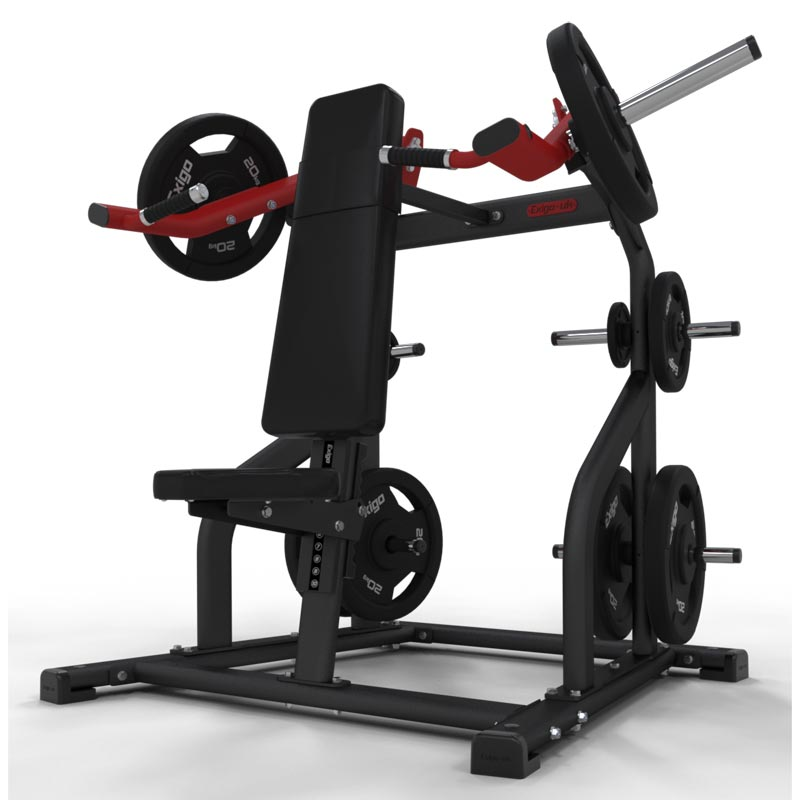 Exigo Plate Loaded ISO Lateral Shoulder Press
