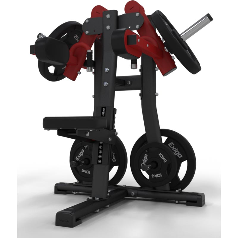 Exigo Plate Loaded ISO Lateral Raise