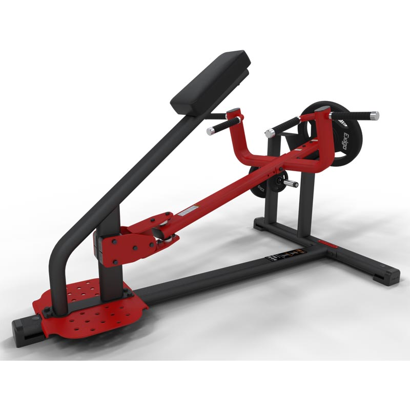 Exigo Plate Loaded T Bar Row Chest Support