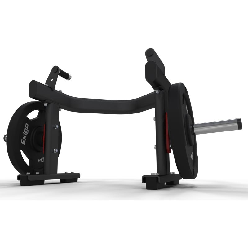 Exigo Plate Loaded Shrug Frame