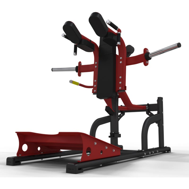 Exigo Plate Loaded  V Squat