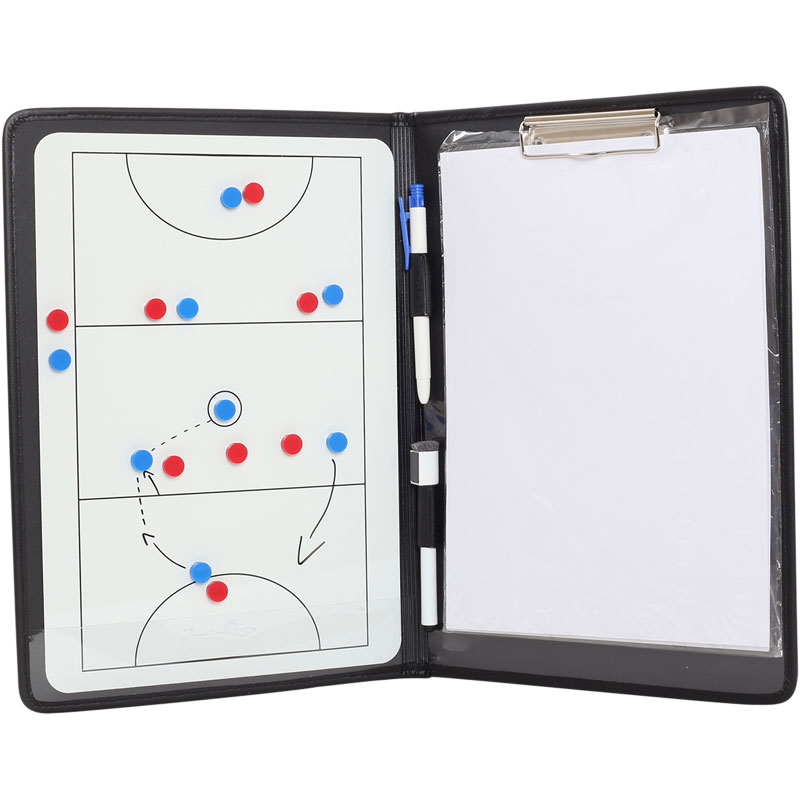 Gilbert Coaches Netball Folder