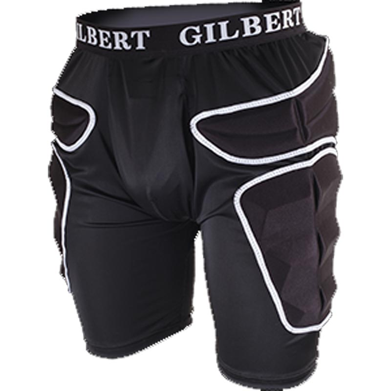 Gilbert Pro Protective Senior Rugby Shorts