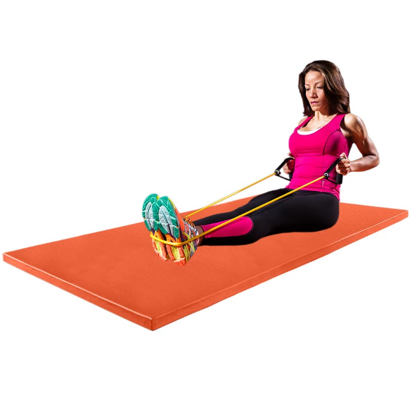 ATREQ Multi Purpose Mat Orange