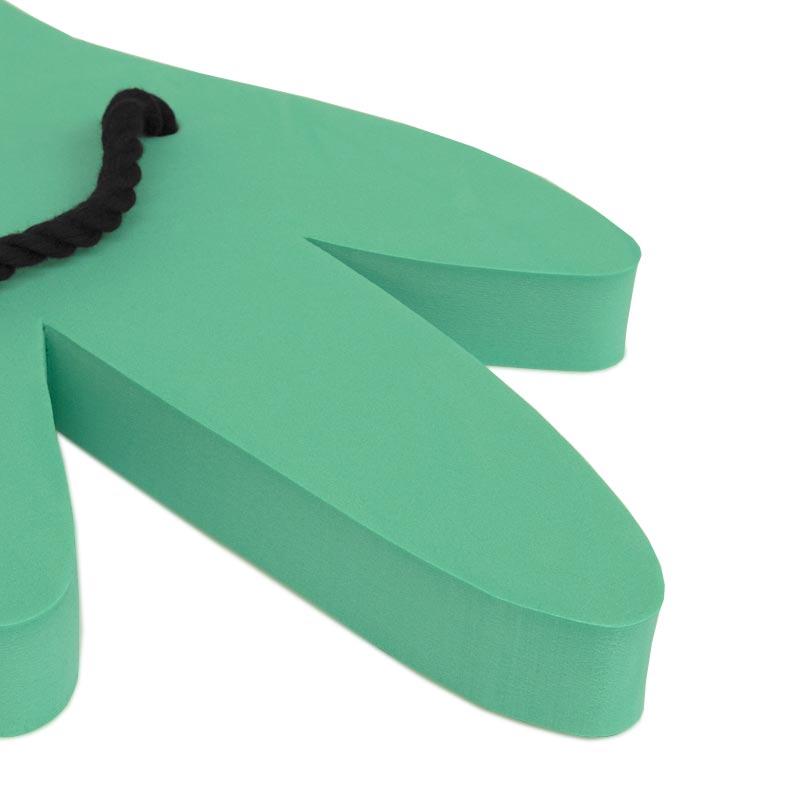 PLAYM8 Foam Dinosaur Feet