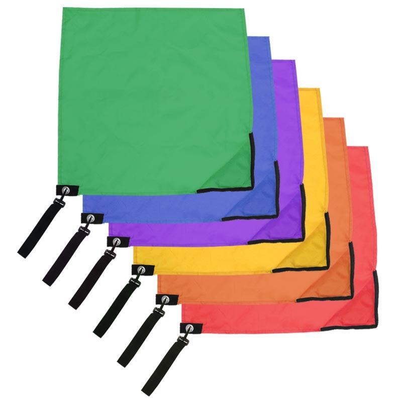 PLAYM8 Rhythm Flag 6 Pack