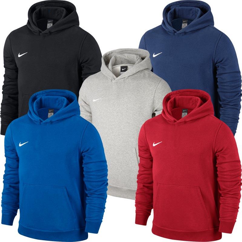 Nike Team Club Junior Hoody 15ee15c642c4