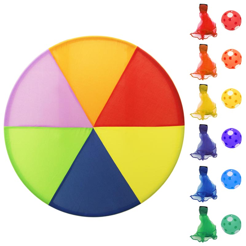 PLAYM8 90cm Colour Target Pack