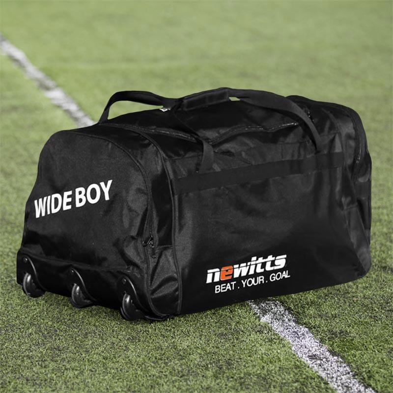 Wide Boy Team Kit Bag Wheeled