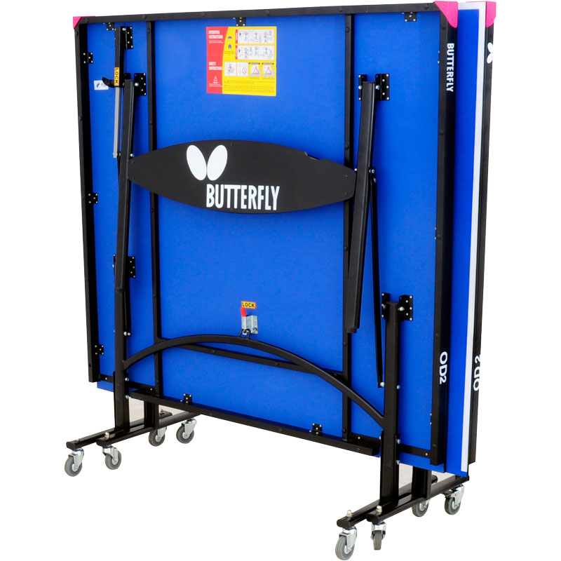 Butterfly OD2 Outdoor Table Tennis Table
