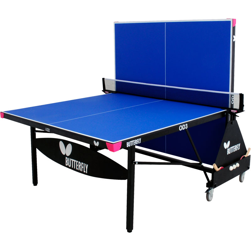 Butterfly OD3 Outdoor Table Tennis Table