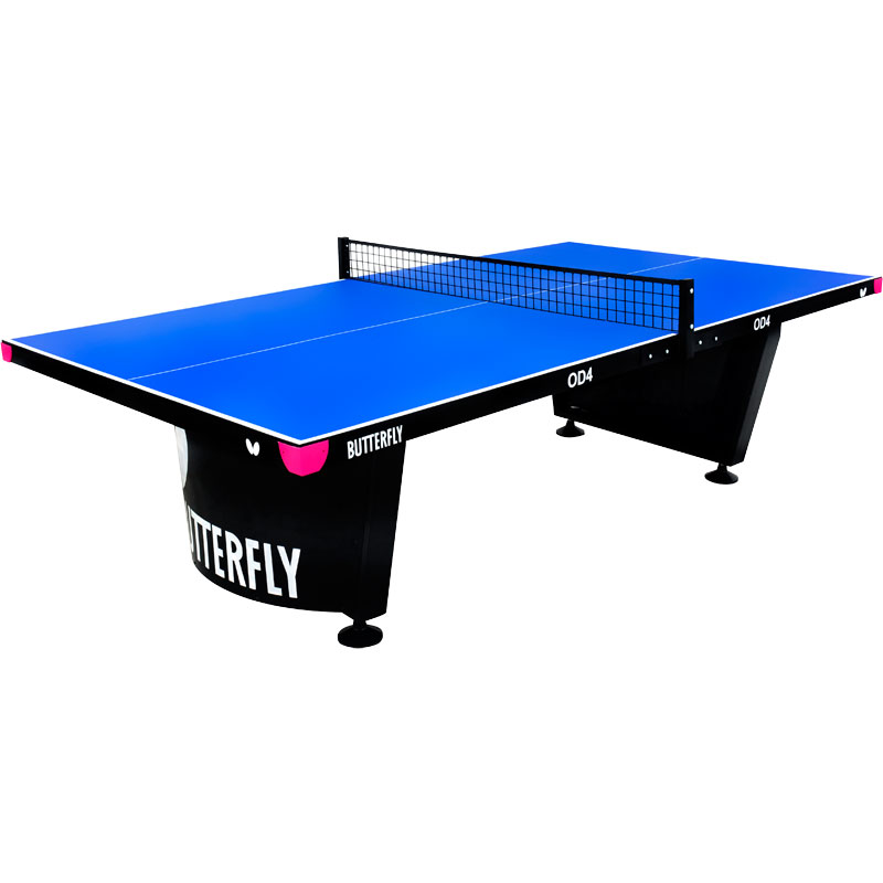 Butterfly OD4 Outdoor Table Tennis Table