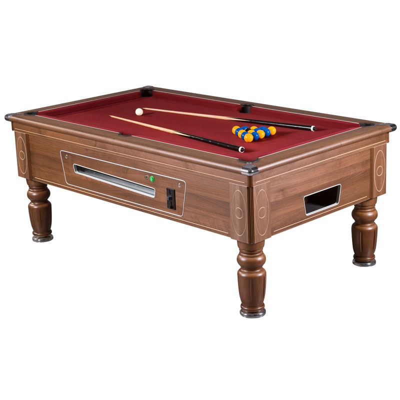 Mightymast 7ft Prince Pool Table