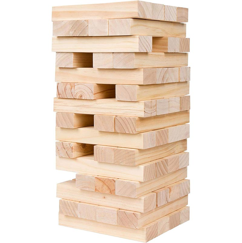Mightymast Giant Stack n Tumble Game