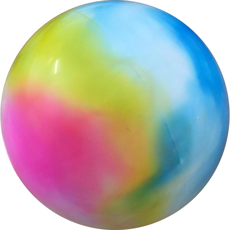 PLAYM8 Swirly Playball 15cm