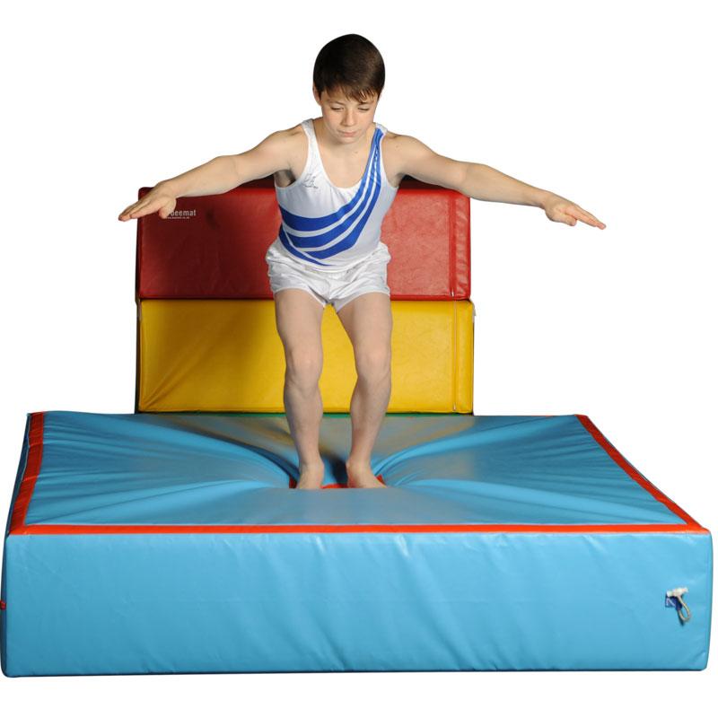 Beemat Gymnastic Target Landing Mat