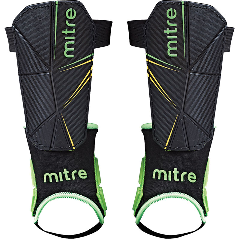 Mitre Delta Ankle Protect Shin Guards