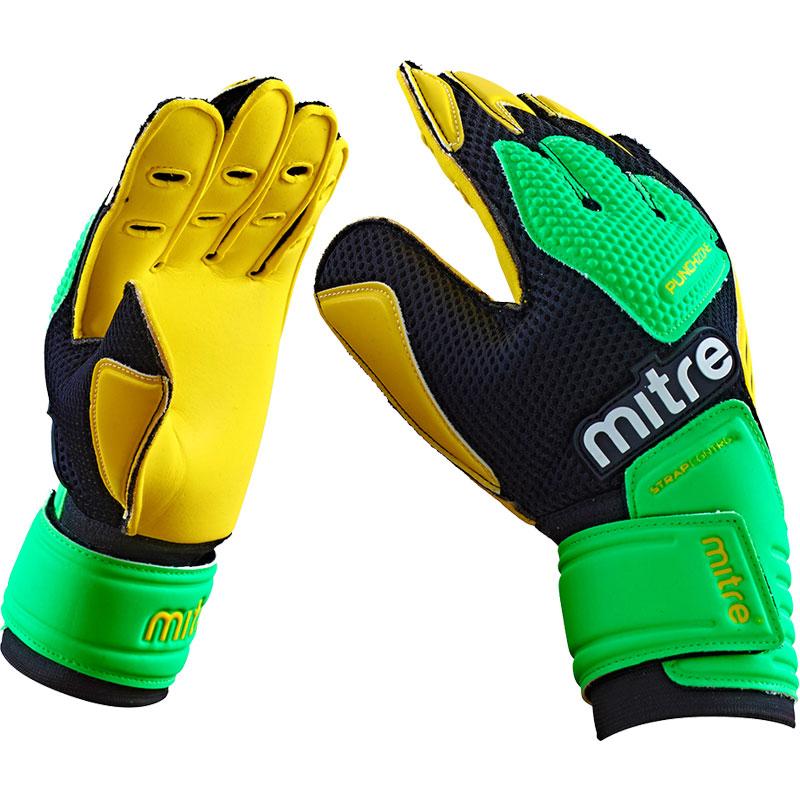 Goalkeeper Gloves Mitre Delta Grip