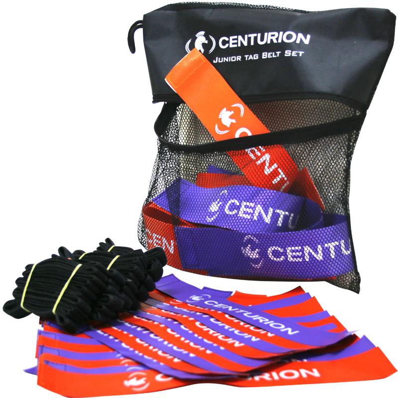Centurion Junior Tag Rugby Belts 20 Pack