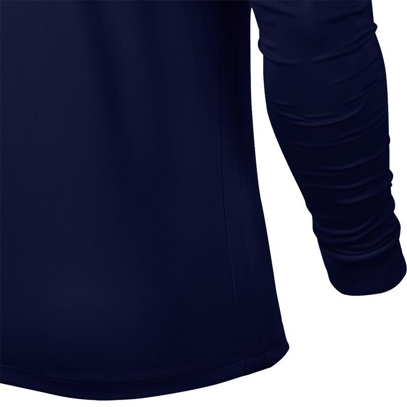 Nike Park VI Long Sleeve Junior Football Shirt Midnight Navy