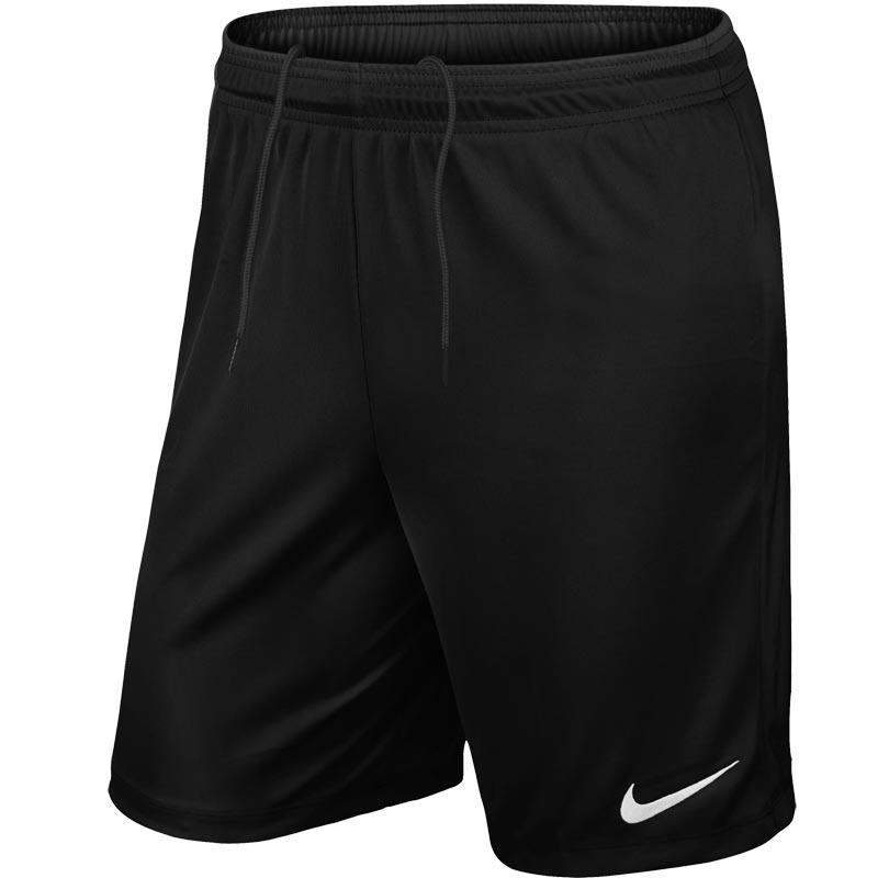 Nike Park II Knit Junior Football Shorts
