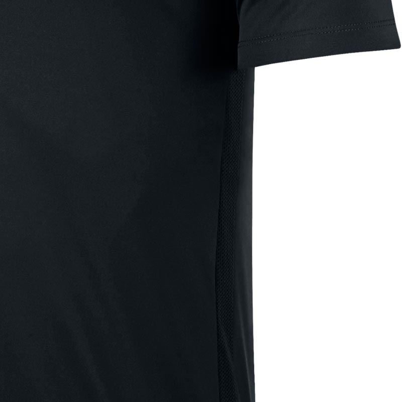 Nike Park VI Short Sleeve Senior Football Shirt Black