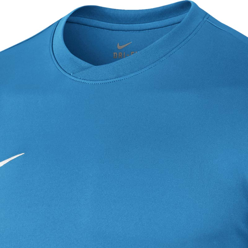 Nike Park VI Short Sleeve Senior Football Shirt University Blue