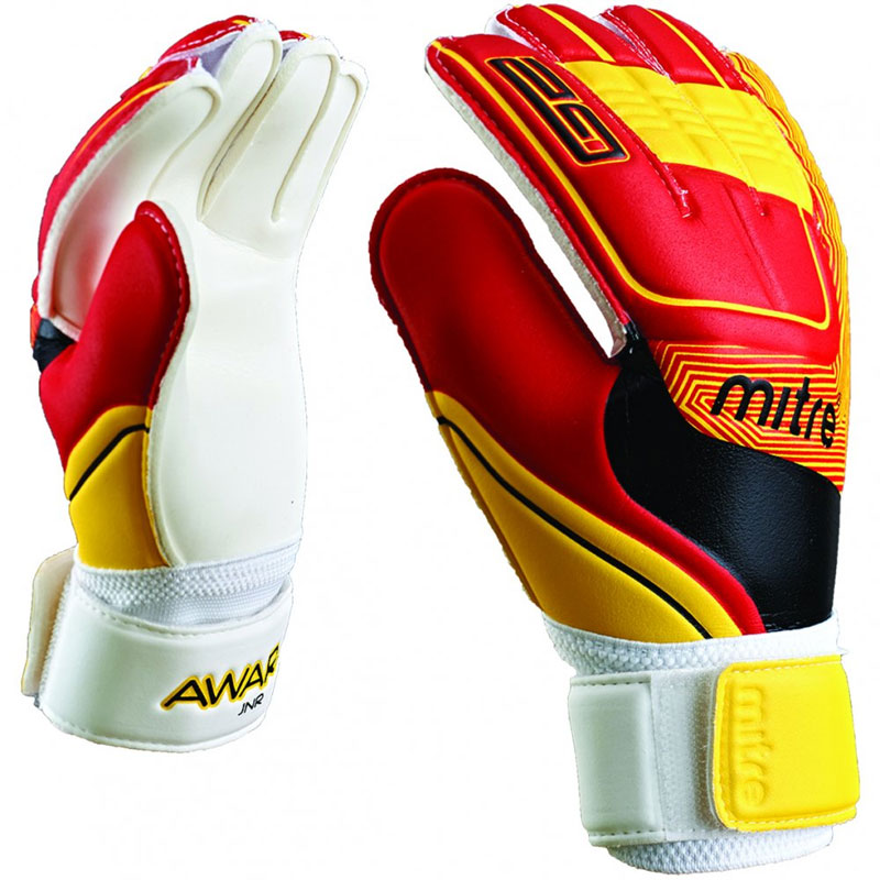 Goalkeeper Gloves Mitre Awara Junior