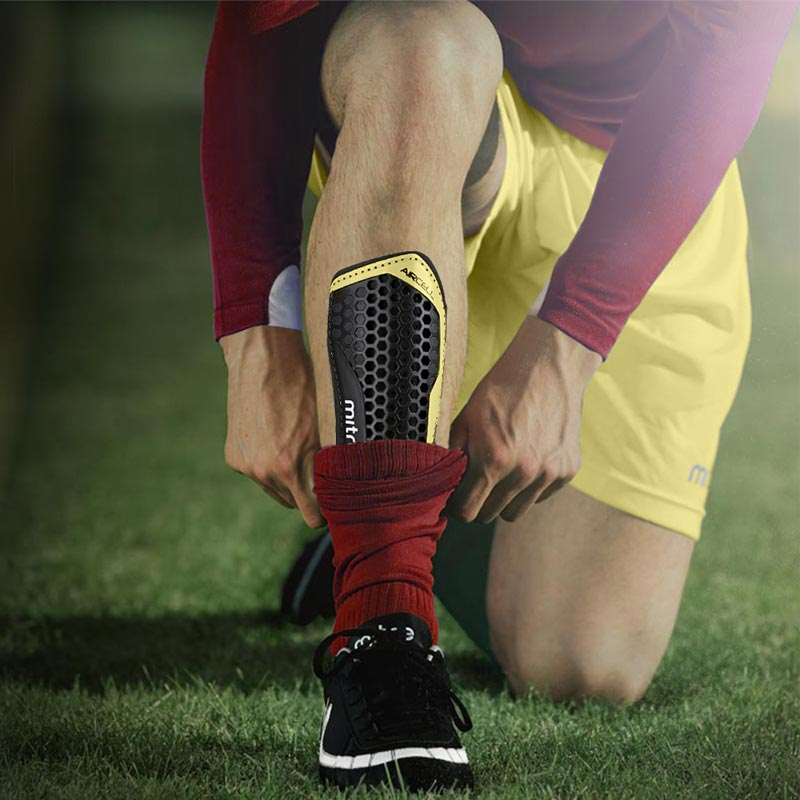 Mitre Aircell Pro Shin Guards