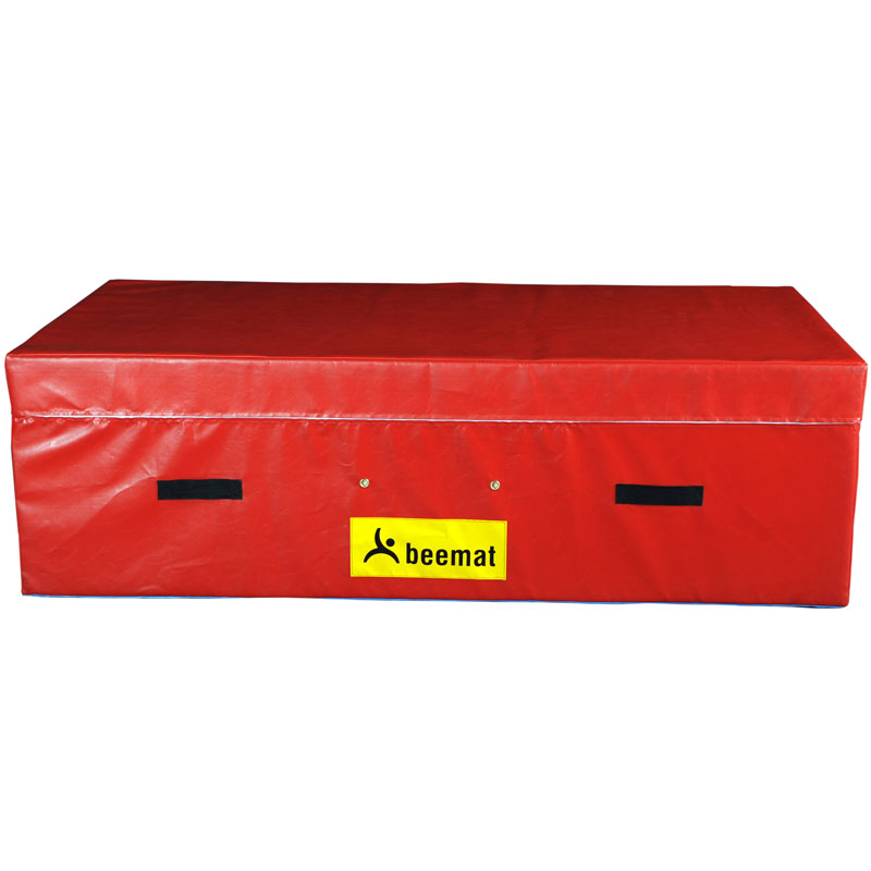 Beemat Gymnastic Coaching Block 2m x 1m x 600mm
