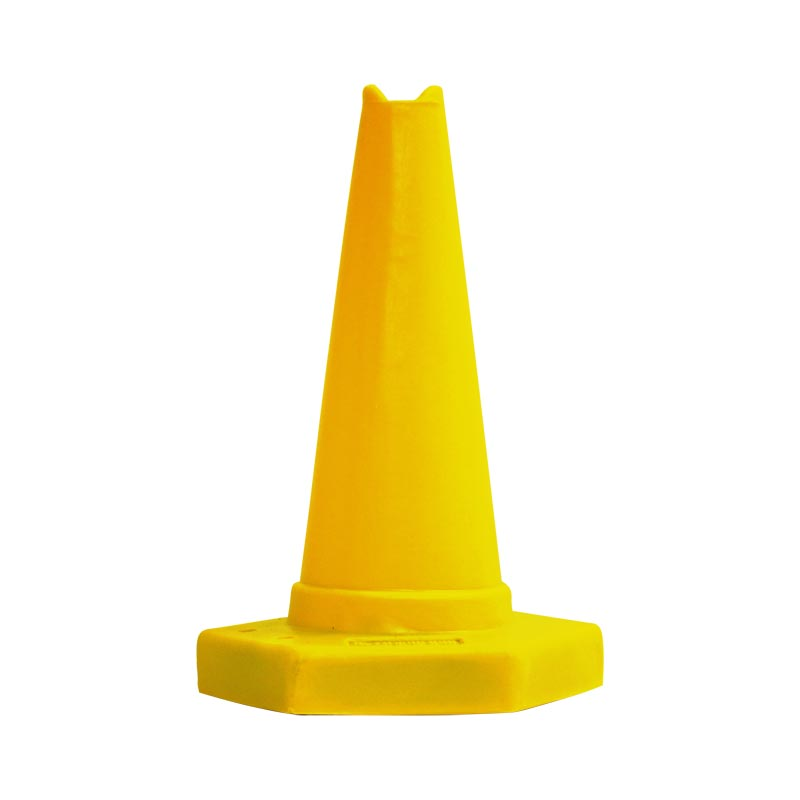 Ziland Sand Weighted Sports Cone 45cm Yellow